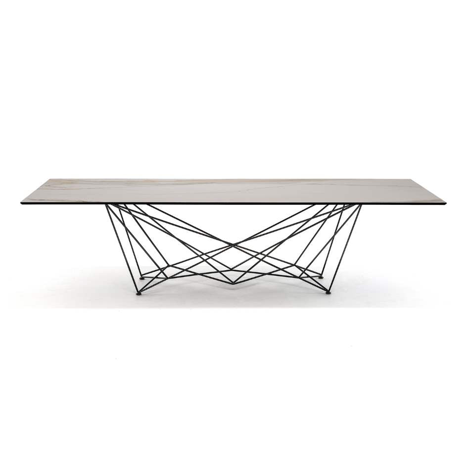 Gordon Outdoor Dining table  by Cattelan Italia