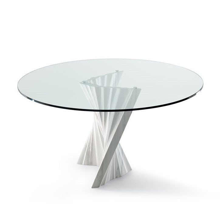 Plisset Italian designer table