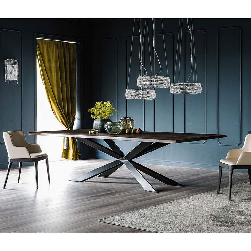 Spyder Wood Dining Table