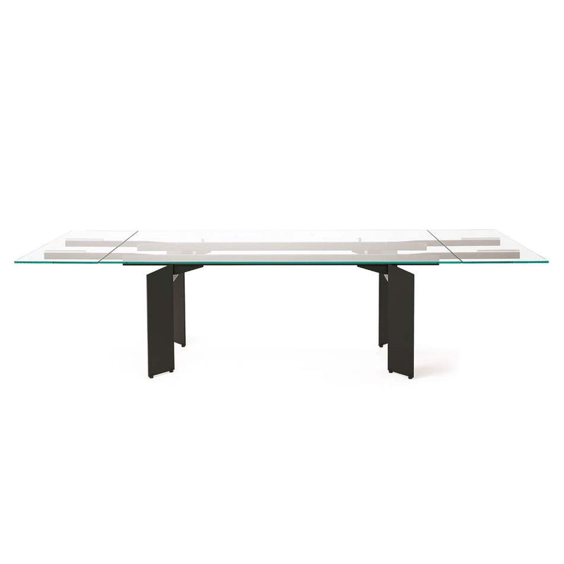 Elan Expandable Dining Table fully extended