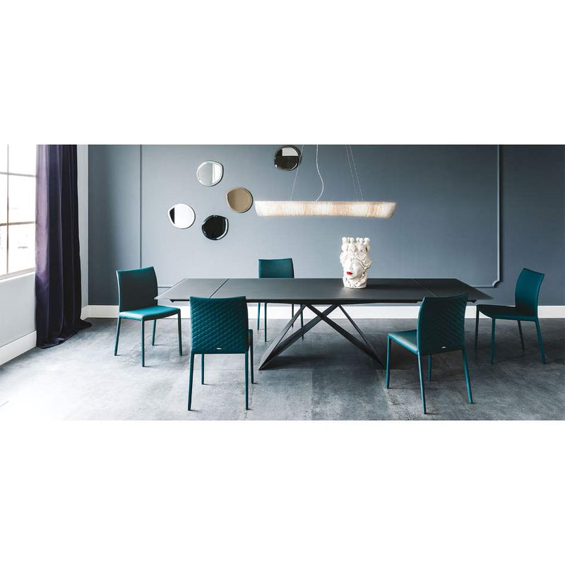 Modern italian dining room with Cattelan Italia dining table