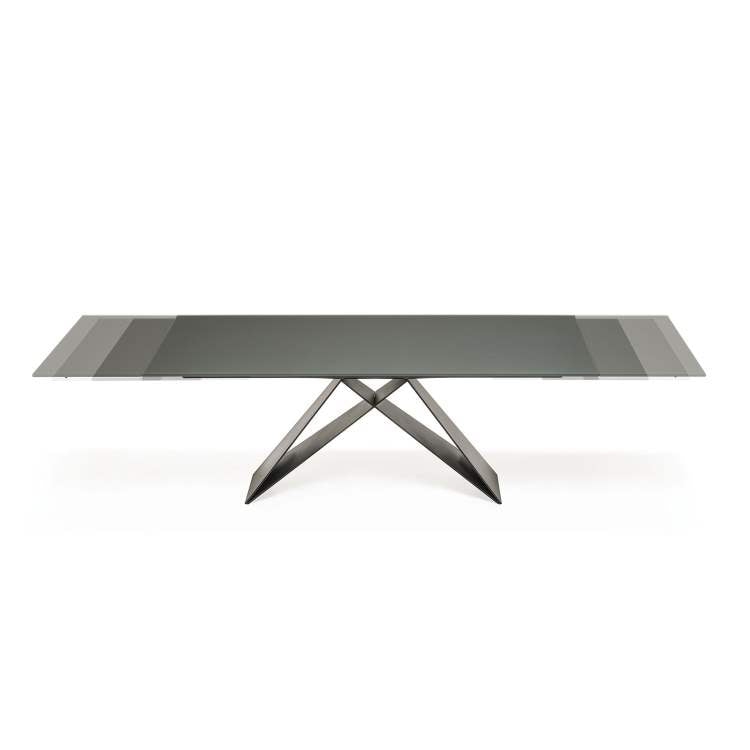 extendable Italian dining table by Cattelan Italia