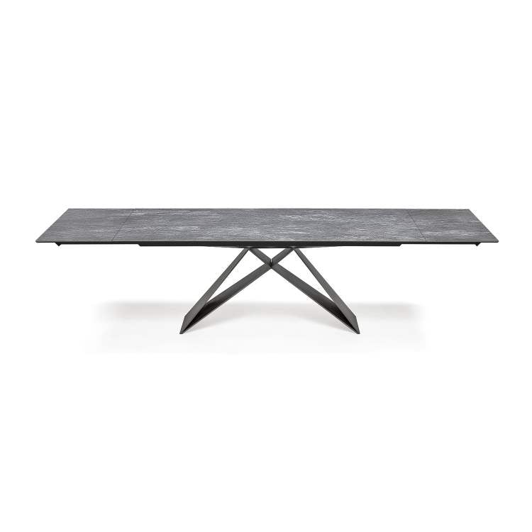 Premier Keramik Drive table with graphite top