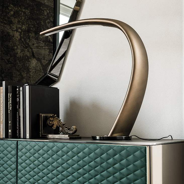 Mamba table lamp by Cattelan Italia