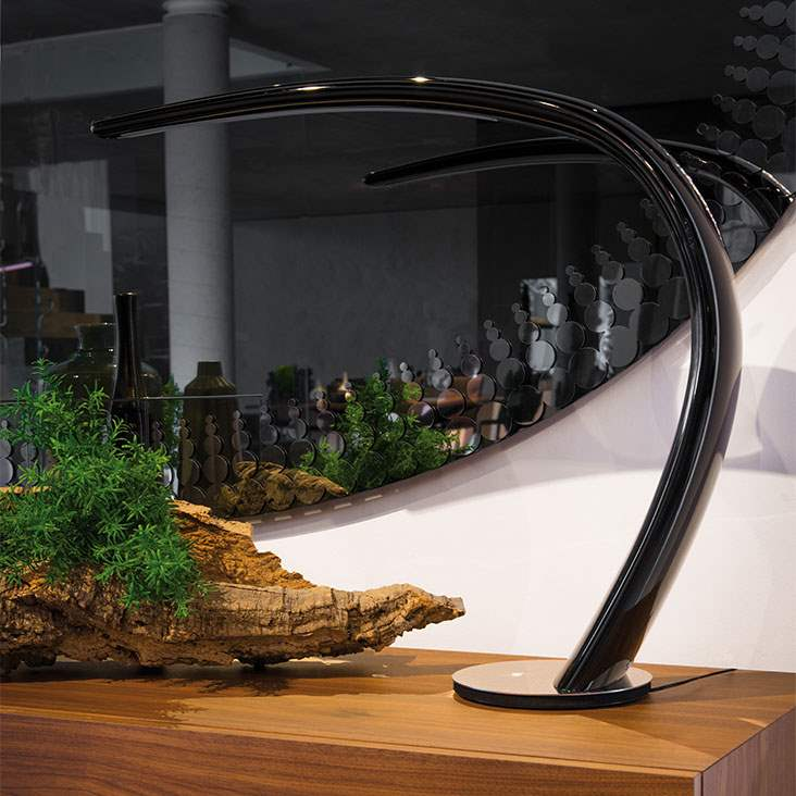 Modern table lamp made in Italy by Cattelan Italia