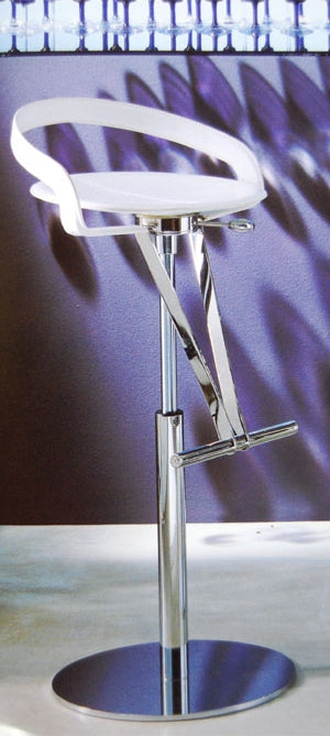 Cayman Piston Barstool - Modern Furniture | Contemporary Furniture - italydesign