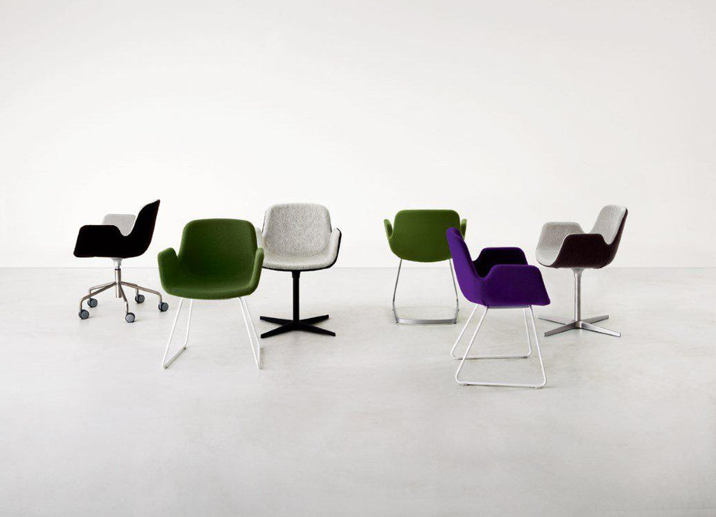 Pass Chair by Lapalma in multiple colors