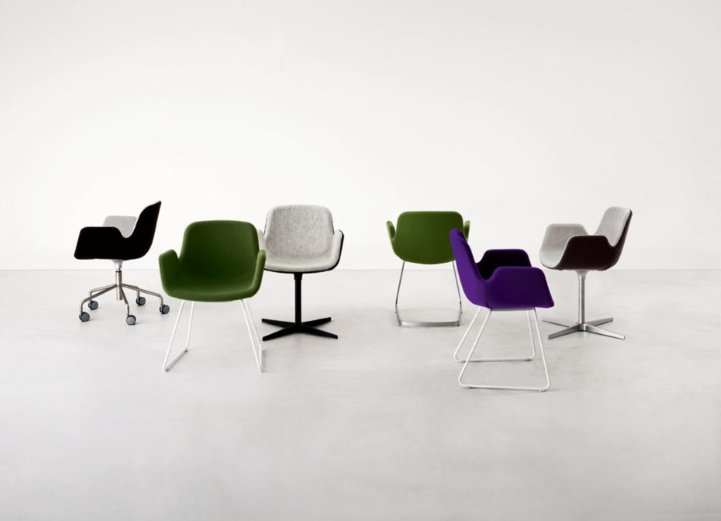 Pass Chair - Modern office , kitchen and dining chairs by Lapalma