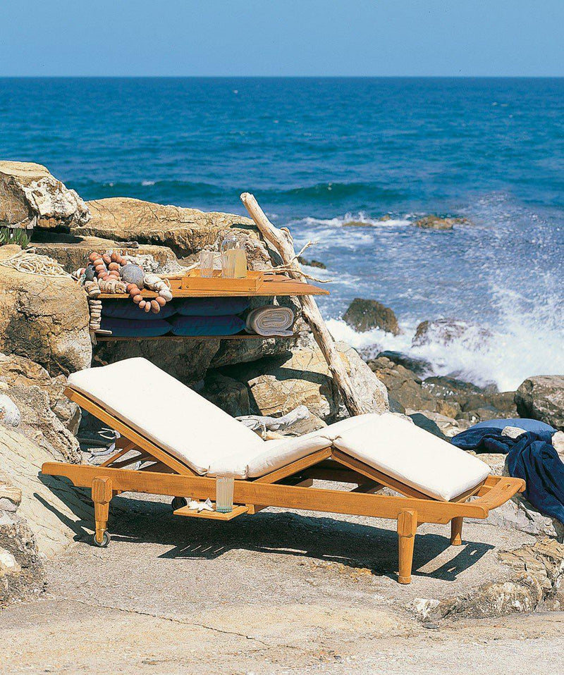 Charles Sun Lounger - Modern Furniture | Contemporary Furniture - italydesign