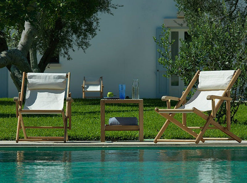 Clio Deck Chair - Modern Furniture | Contemporary Furniture - italydesign