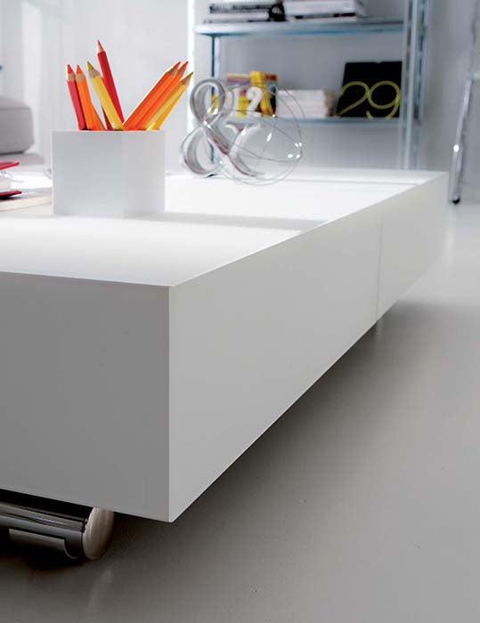 Box Coffee Table - Modern Furniture | Contemporary Furniture - italydesign