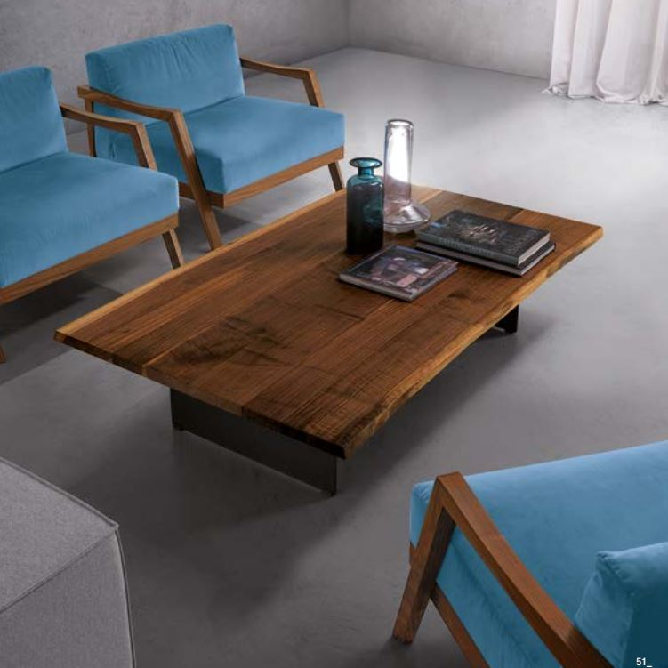 Le Mans Arch Coffee Table