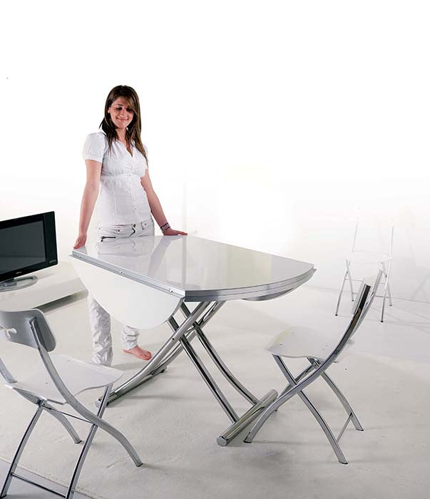 Globe Coffee / Dining Table - italydesign.com