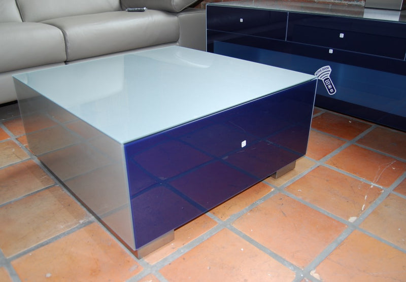 Modern Flat TV Coffee Table 117 - italydesign.com