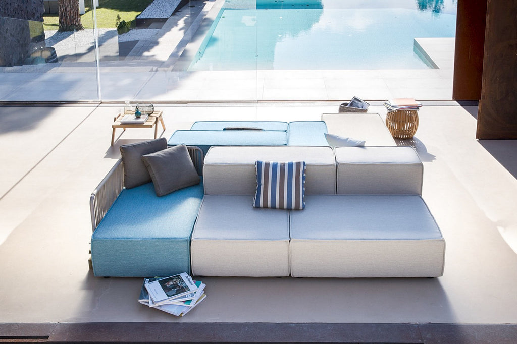 Deauville Sofa - Modern Furniture | Contemporary Furniture - italydesign