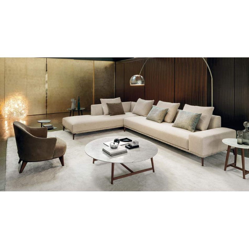 The Overplan Sofa by Desiree in white
