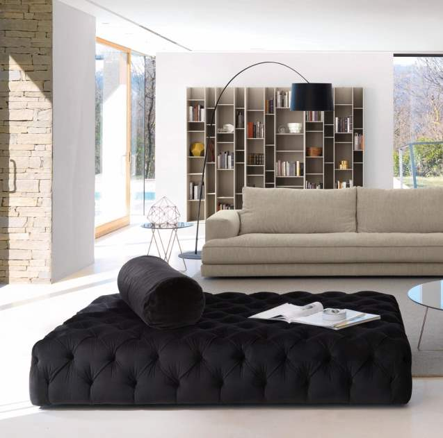 Rollking - Modular sofa  with modern styling by Desiree made in Italy