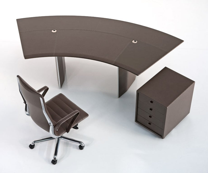Verona Rectangular Desk - italydesign.com