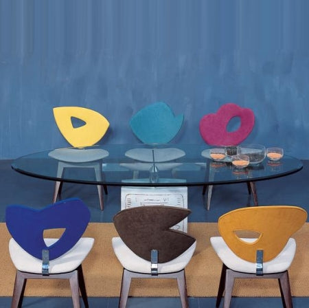 Samba Dining Chair - italydesign.com