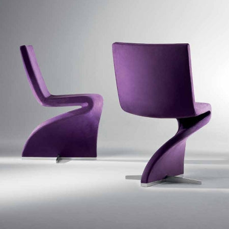 Twist 196 Dining Chair - Modern dining chair by Tonon made in Italy
