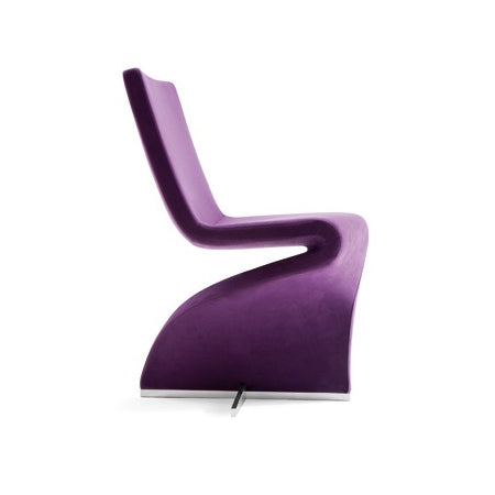 Twist 196 Dining Chair - side view