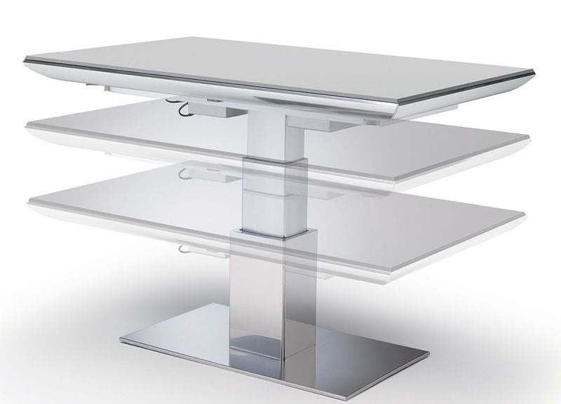 E-motion Expandable Table - Modern Furniture | Contemporary Furniture - italydesign