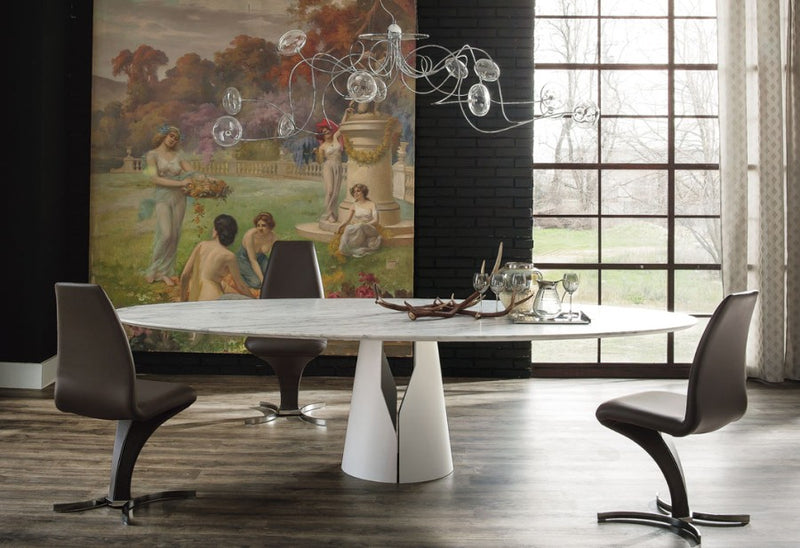 Giano Table - Dining table  by Cattelan Italia