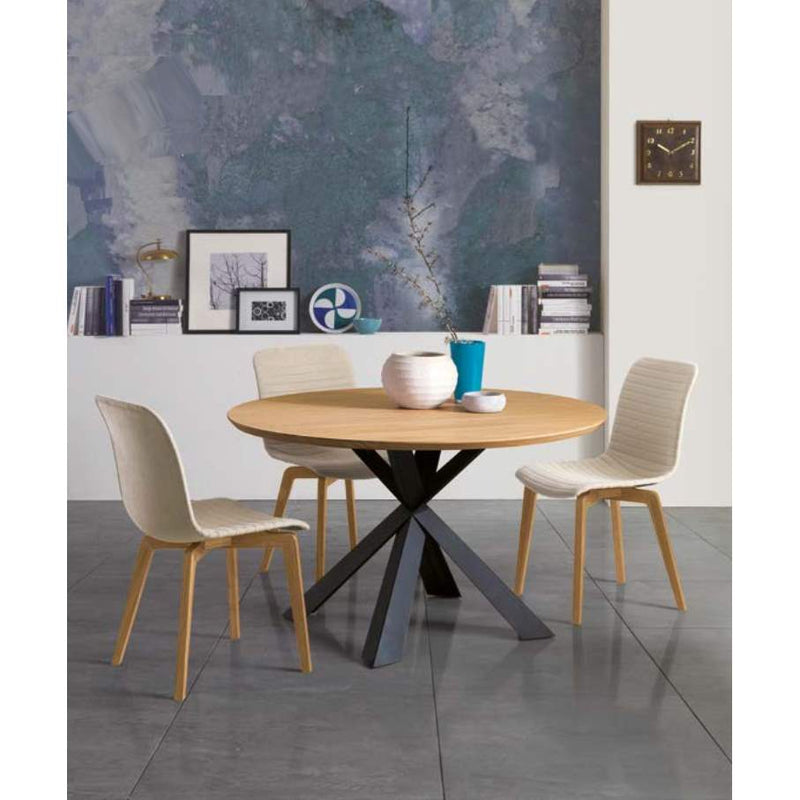Stratum Table Sahara Noir Polished XGlass