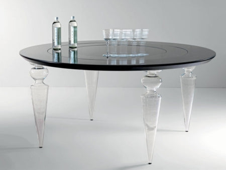 Poker Dining Table - High End Modern dining and poker table made in Italy by Reflex