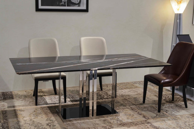 Roma Marble Table - italydesign.com