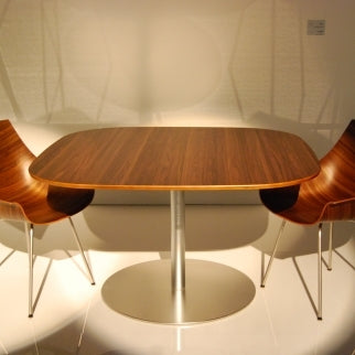 Rondo Dining Table - Modern Italian dining table by Lapalma