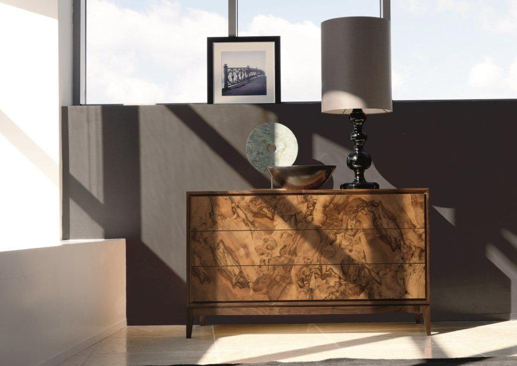 Burlwood Dresser - Modern Furniture | Contemporary Furniture - italydesign