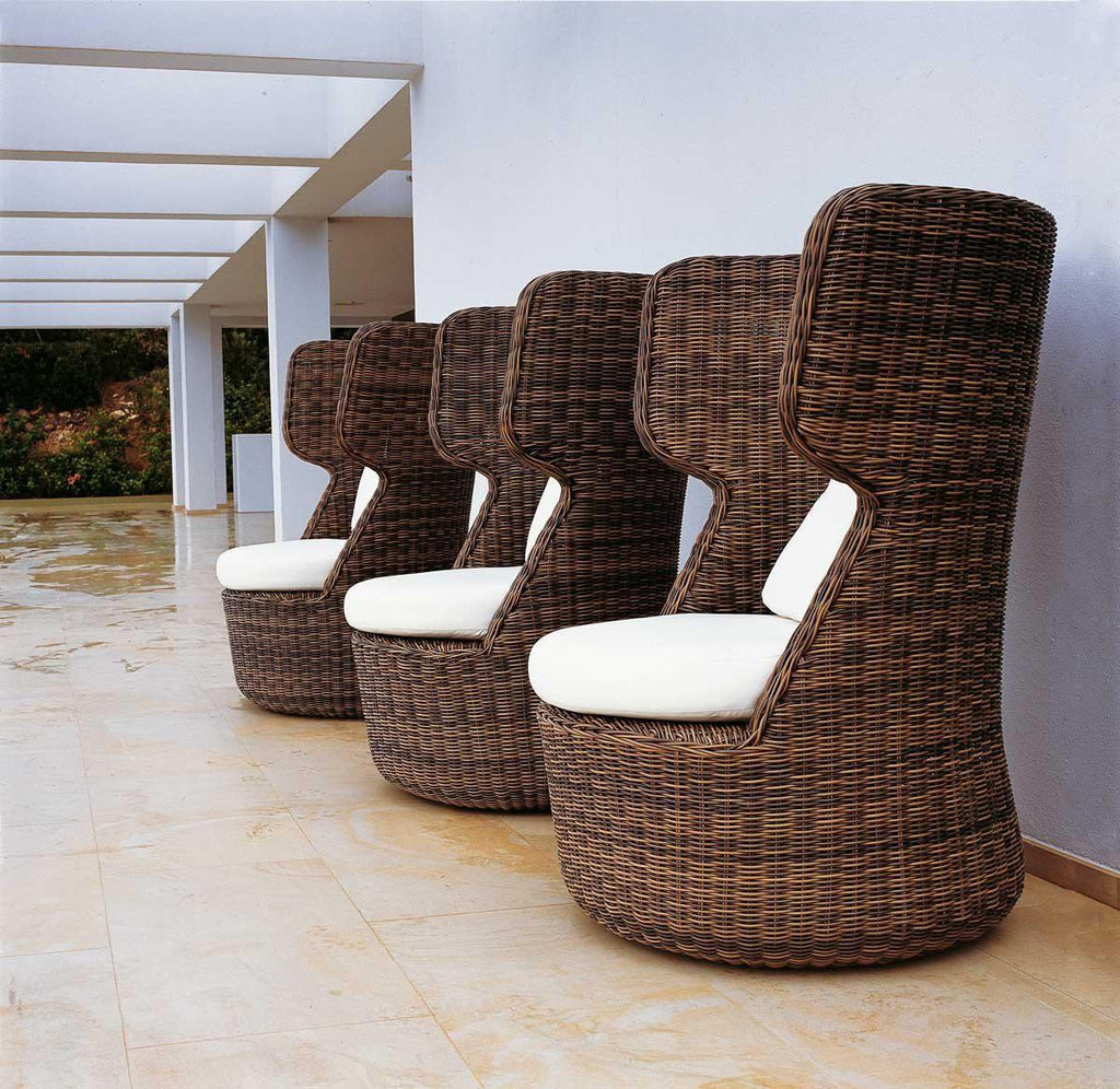 Eden Dining Armchair - Modern Furniture | Contemporary Furniture - italydesign
