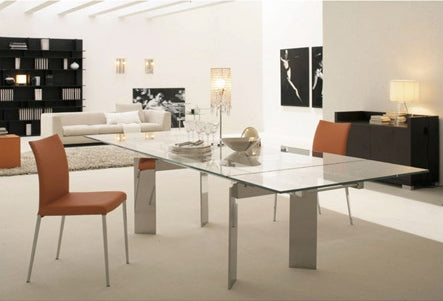 Elan Expandable Dining Table - Italian dining room furniture by Cattelan Italia