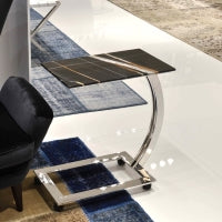 E Marble End Table - Modern Furniture | Contemporary Furniture - italydesign