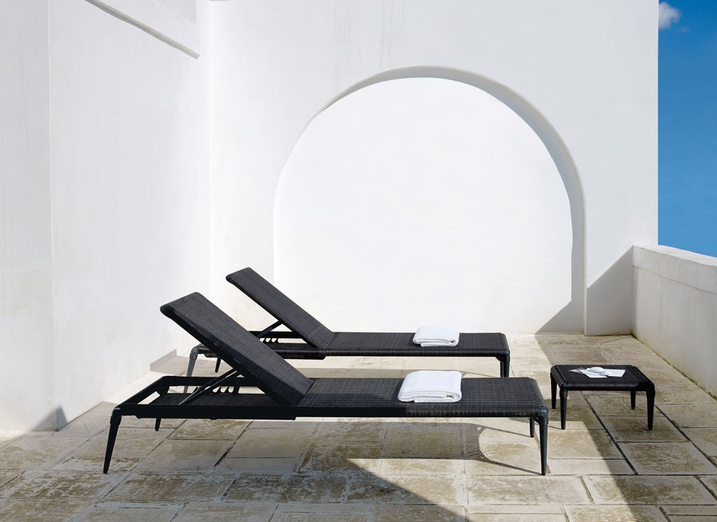 Experience Sun Lounger - Modern Furniture | Contemporary Furniture - italydesign