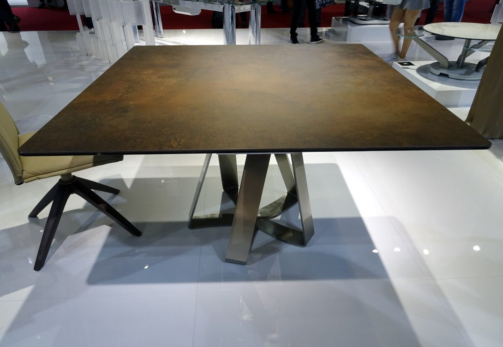 Turning Expandable Table - italydesign.com