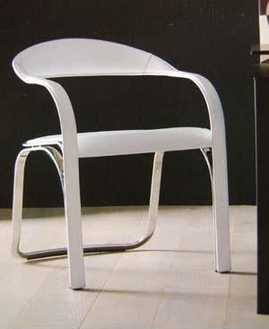 Italian designer dining chair