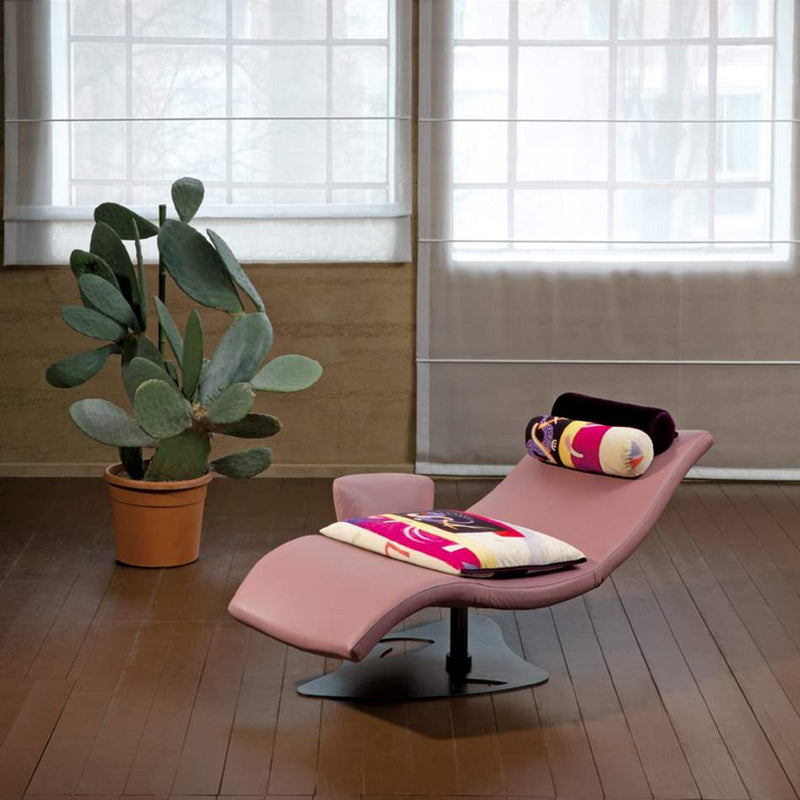 Pink Luxury chaise by Il Loft made in Italy