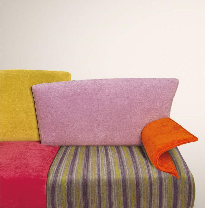 Small colorful children's sofa by Il Loft