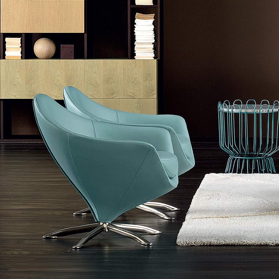 Astra - Modern Luxury sofa chair by Il Loft made in Italy