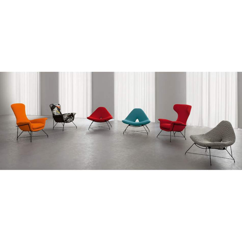 Full collection of Next chairs by Il Loft