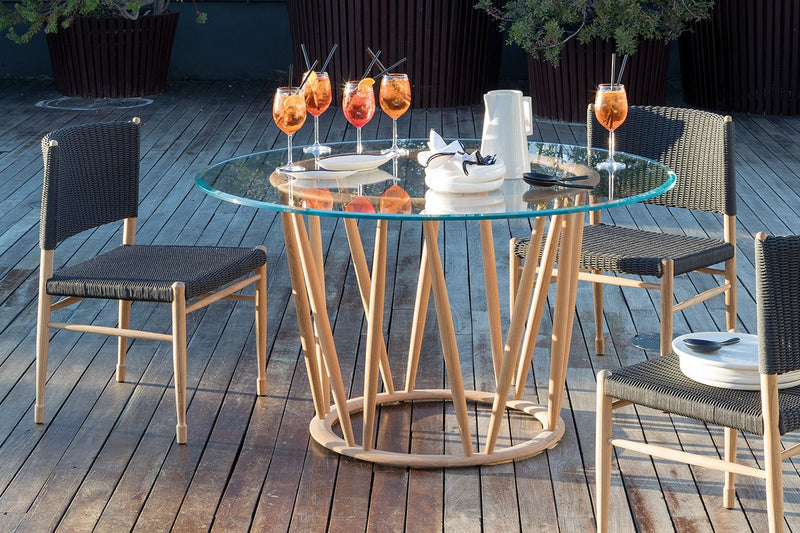 Indobrittan Dining Table - italydesign.com