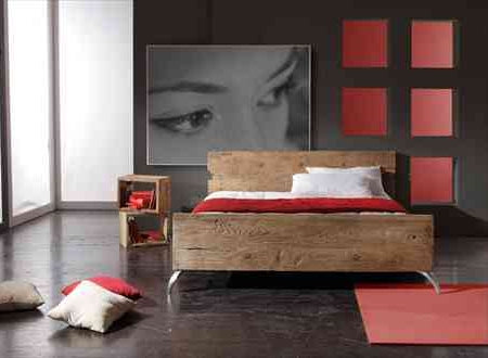 Bed ND1075 - Modern Furniture | Contemporary Furniture - italydesign