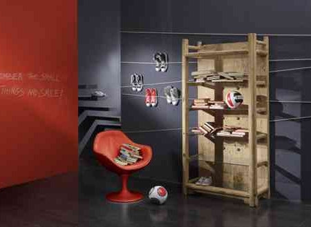 Bookcase 7001 - Modern Furniture | Contemporary Furniture - italydesign