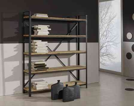 Bookcase ND1013 - Modern Furniture | Contemporary Furniture - italydesign