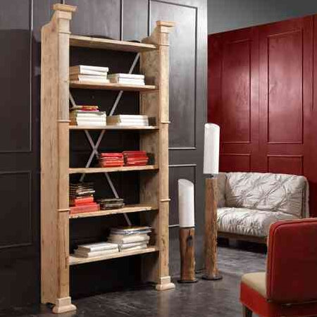 Bookcase ND1014 - Modern Furniture | Contemporary Furniture - italydesign