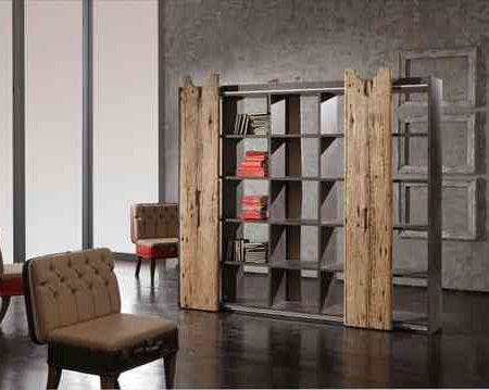 Bookcase ND1067 - Modern Furniture | Contemporary Furniture - italydesign