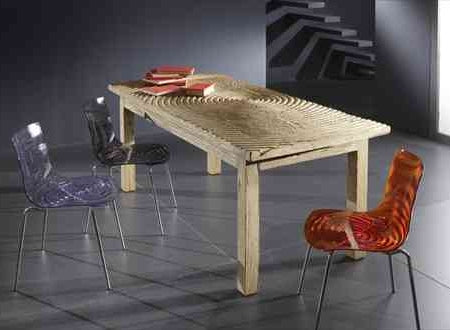 Dining Table 7026 - Modern Furniture | Contemporary Furniture - italydesign