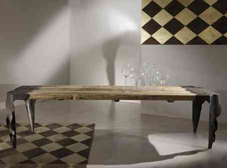 Dining Table OL1357 - Modern Furniture | Contemporary Furniture - italydesign